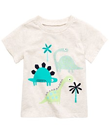 First Impressions Toddler Boys Dino Graphic T-Shirt, Created for Macy's