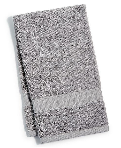 """Charter Club Egyptian Cotton 20"""" x 30"""" Hand Towel, Created for Macy's"""