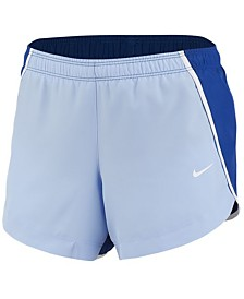 Nike Big Girls Dry Colorblocked Running Shorts