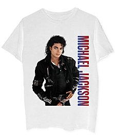 Michael Jackson Bad Men's Graphic T-Shirt
