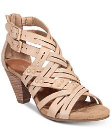 Sole Bound by Baretraps Ekko Dress Sandals
