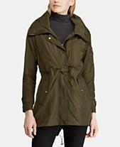 c37d61c15dda Lauren Ralph Lauren Zip-Front Anorak Jacket