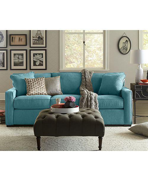 Astonishing Radley Fabric Sofa Collection Created For Macys Machost Co Dining Chair Design Ideas Machostcouk