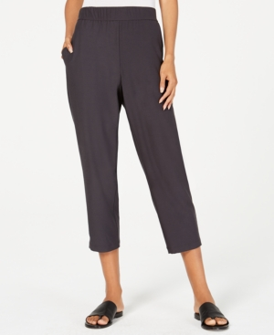 Eileen Fisher Pants TAPERED ANKLE PANTS, REGULAR & PETITE