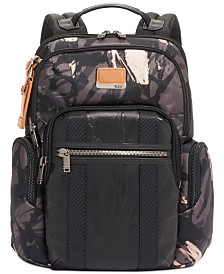 Tumi Men's Nellis Camo Backpack