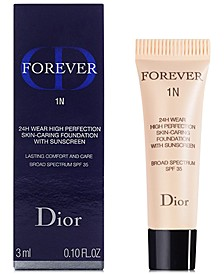 Choose Your Complimentary Forever Matte Foundation Mini with any Dior Foundation or Concealer Purchase