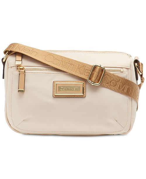 8a17ea7d006 Calvin Klein Belfast Crossbody & Reviews - Handbags & Accessories ...