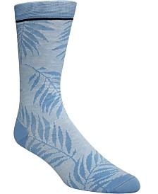 Cole Haan Men's Printed Crew Socks