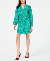 b983dd7af4ae Maison Jules Floral-Print Fit & Flare Dress, Created for Macy's