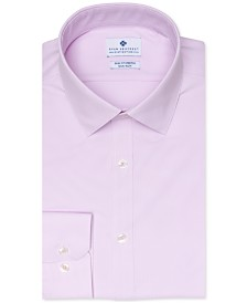 Ryan Seacrest Distinction™ Men's Ultimate Active Slim-Fit Non-Iron Performance Stretch Dobby Dress Shirt, Created for Macy's