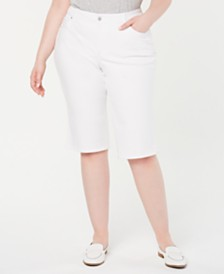 Charter Club Plus Size Skimmer Jeans, Created for Macy's