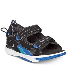 Nautica Little & Big Boys Helm Sandals