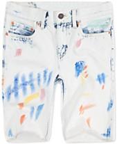 93f08bb0 Levi's® Toddler Boys 511 Distressed Slim Cotton Shorts