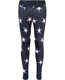 Converse Big Girls Star-Print Leggings