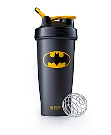 Justice League Superhero Classic 28-Ounce Shaker Bottle, Batman