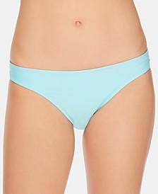 Reversible Navy & Sky Ella Bikini Bottoms