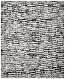 Safavieh Adirondack Black and Silver 9' x 12' Area Rug