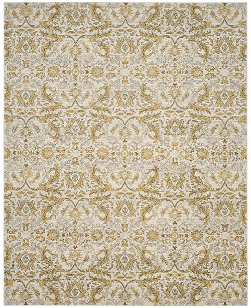 Safavieh Evoke Ivory and Gold 11' x 15' Area Rug