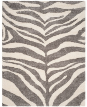 Safavieh Portofino Ivory and Gray 9' x 12' Area Rug Product Image