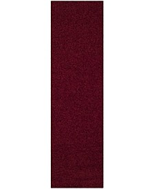 "Athens Red 2'3"" x 8' Runner Area Rug"