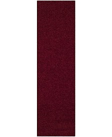 """Safavieh Athens Red 2'3"""" x 8' Runner Area Rug"""