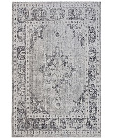 Safavieh Montage Gray and Ivory 3' x 5' Area Rug