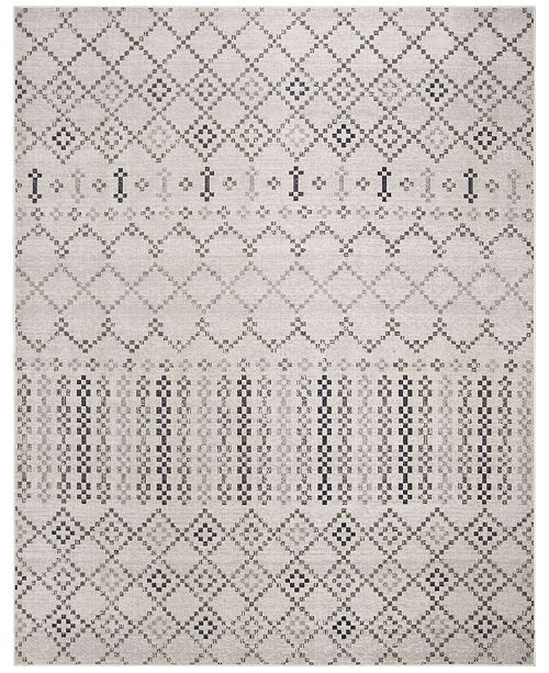 Safavieh Montage Gray and Charcoal 9' x 12' Area Rug