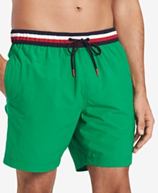 fde6f1dc659991 Swim Trunk Mens Swimwear   Men s Swim Trunks - Macy s