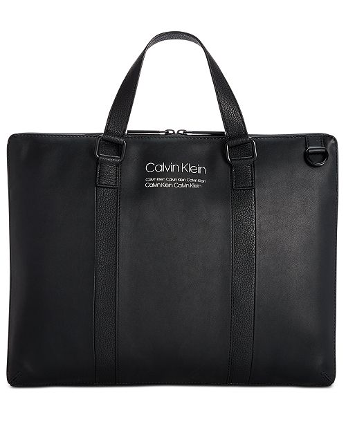 Calvin Klein Men's Attache Case