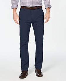 Men's Grand .OS Wearable Technology Slim-Fit Performance Stretch Water-Repellent Chino Pants