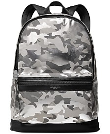 Michael Kors Men's Kent Camo Backpack