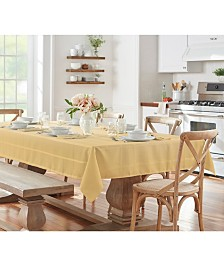 "Elrene Elegance Plaid 60"" X 102"" Oblong Tablecloth"