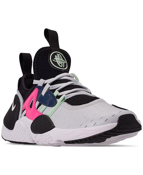 8e6ea657bbdf Nike Boys  Huarache E.D.G.E Casual Sneakers from Finish Line ...