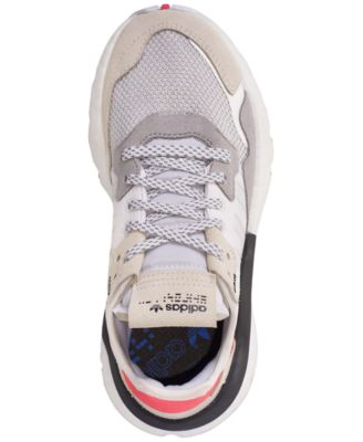 b5fc1e3aa2447 adidas Boys  Originals Nite Jogger Casual Sneakers from Finish Line