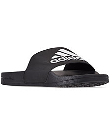 adidas Men's Adilette Shower Slide Sandals from Finish Line
