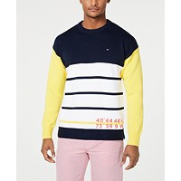 Deals on Tommy Hilfiger Mens Saltwater Sweater
