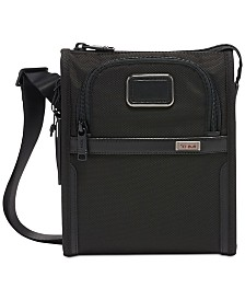 Tumi Men's Small Pocket Bag