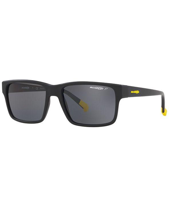 Arnette Polarized Sunglasses, AN4254 56