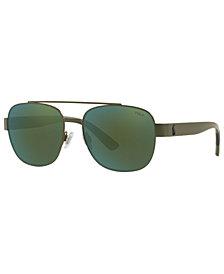 Polo Ralph Lauren Sunglasses, PH3119 58