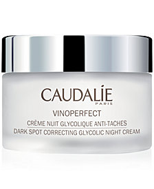Caudalie Vinoperfect Glycolic Night Cream, 1.7-oz.