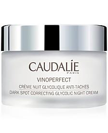 Caudalie Vinoperfect Glycolic Night Cream, 1.7-oz.