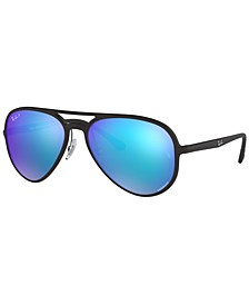 Polarized Sunglasses, RB4320CH 58