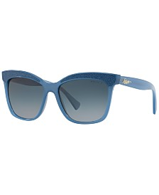 Ralph Lauren Ralph Polarized Sunglasses, RA5235 56