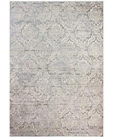 "Lama LMA-105 Grey 8'8"" x 11'6"" Area Rug"