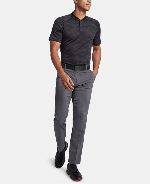 860194610 Nike Men's Tiger Woods Camo Zonal Cooling Golf Polo & Reviews - T ...