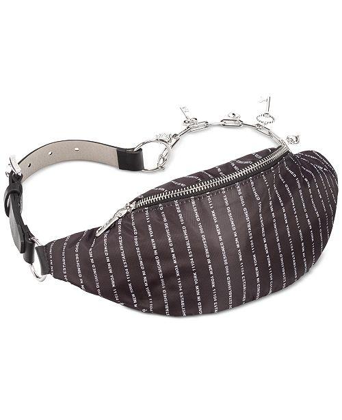 Steve Madden Charm Belt Bag