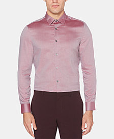 Perry Ellis Men's Slim-Fit Color Gradient Dobby Shirt