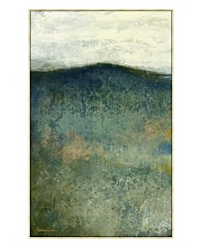 """Into the Valley I Framed Canvas Wall Art - 23"""" x 36"""" x 2"""""""