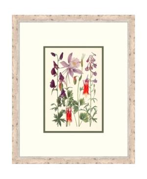 Cottage Flowers I Framed Giclee Wall Art - 21