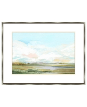 Habitat Ii Framed Giclee Wall Art - 40